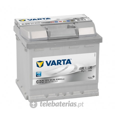 Varta C30 12V 54Ah battery