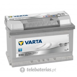 Varta E38 12V 74Ah battery