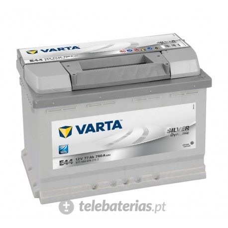 Varta E44 12V 77Ah battery