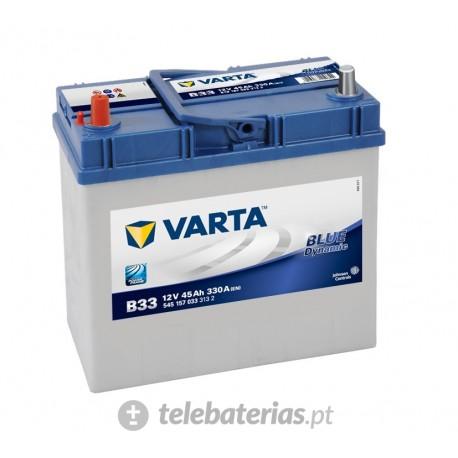 Varta B33 12V 45Ah battery