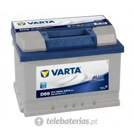 Varta D59 12V 60Ah battery
