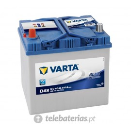 Varta D48 12V 60Ah battery
