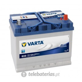 Varta E23 12V 70Ah battery