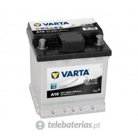 Batterie varta a16 12v 40ah