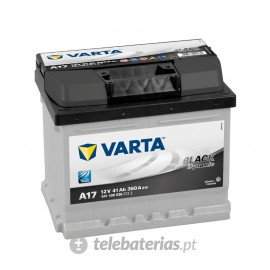 Varta A17 12V 41Ah battery