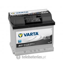 Batterie varta a17 12v 41ah