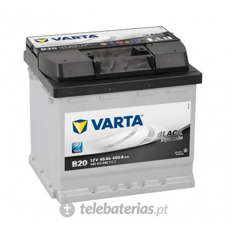 Batería varta b20 12v 45ah