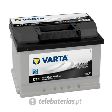 Varta C11 12V 53Ah battery