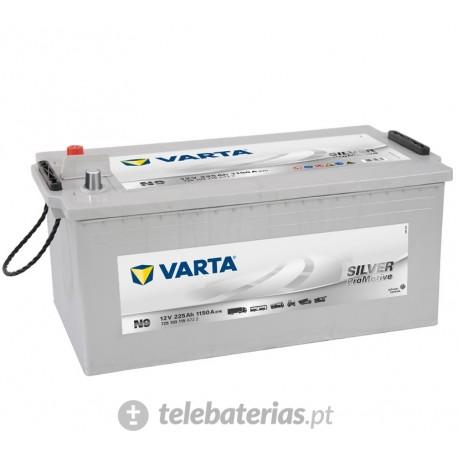 Batería varta n9 12v 225ah