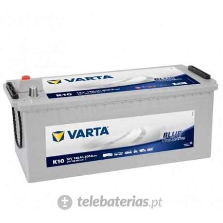 Varta K10 12V 140Ah battery