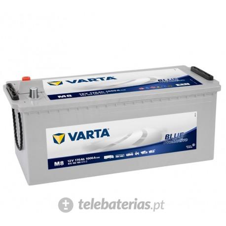 Batería varta m8 12v 170ah