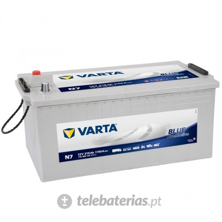 Varta N7 12V 215Ah battery