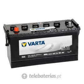 Varta H4 12V 100Ah battery