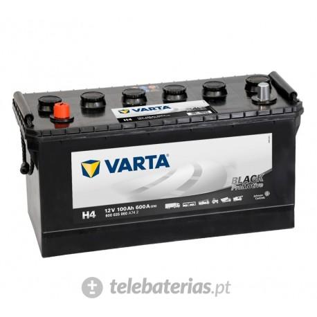 Batería varta h4 12v 100ah