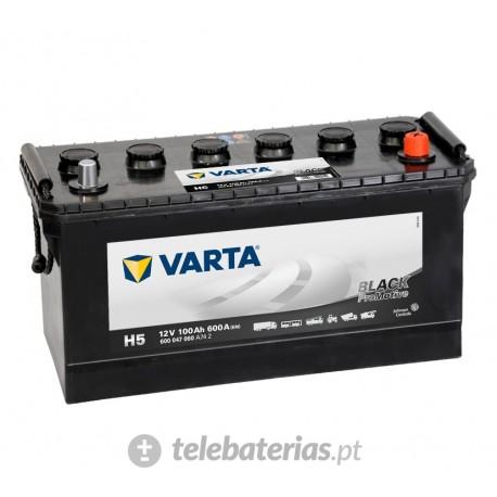 Batería varta h5 12v 100ah
