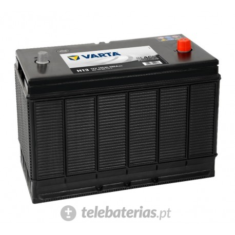 Batería varta h13 12v 102ah