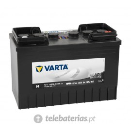 Varta I4 12V 110Ah battery