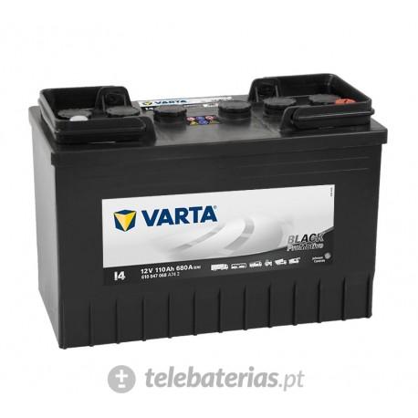 Batería varta i4 12v 110ah