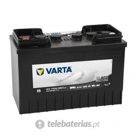 Batería varta i5 12v 110ah