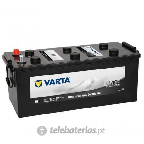 Batería varta i8 12v 120ah