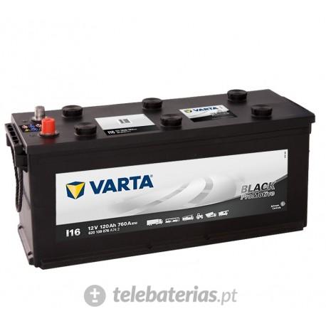 Batería varta i16 12v 120ah