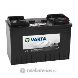 Varta J1 12V 125Ah battery