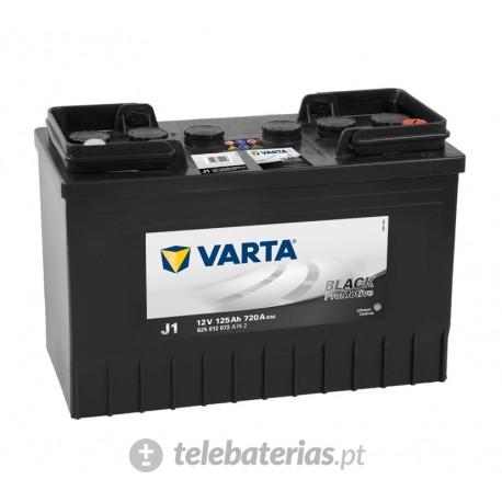 Batería varta j1 12v 125ah