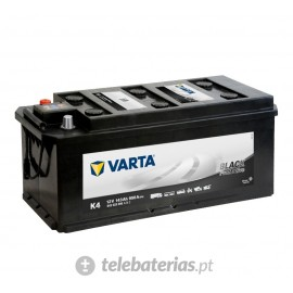 Varta K4 12V 143Ah battery
