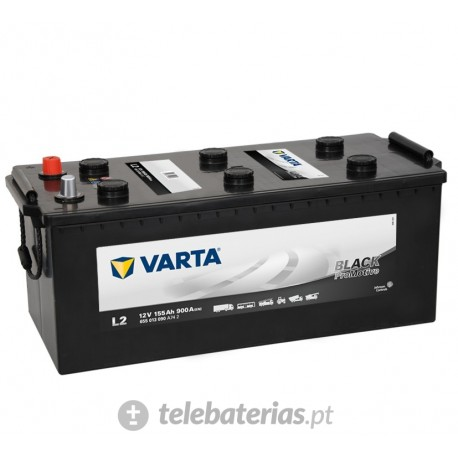 Varta L2 12V 155Ah battery