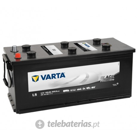 Varta L5 12V 155Ah battery