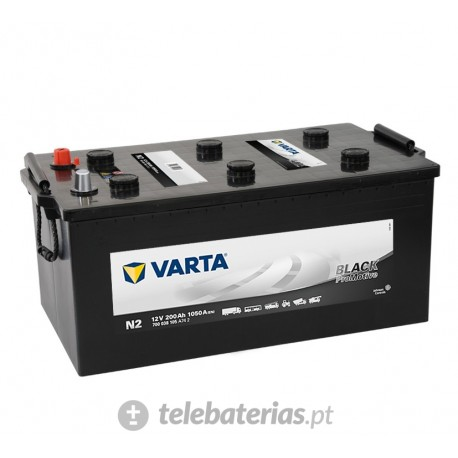Batería varta n2 12v 200ah