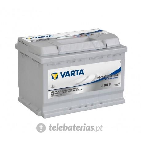 Batería varta lfd75 12v 75ah