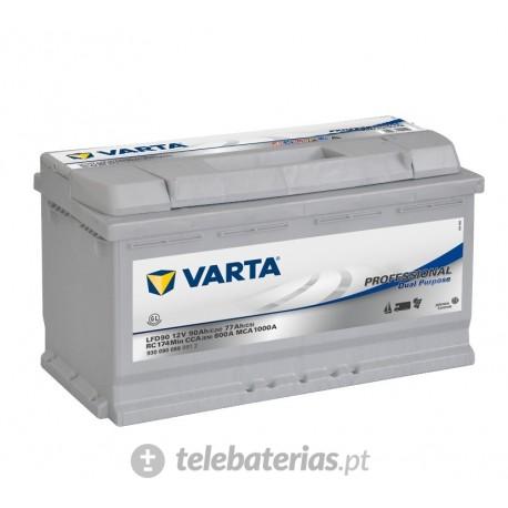 Batterie varta lfd90 12v 90ah