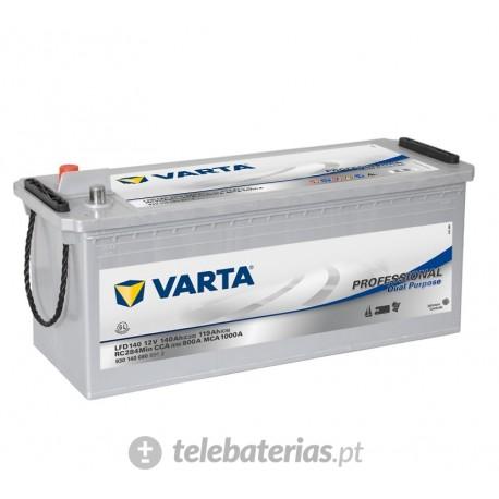 Batería varta lfd140 12v 140ah