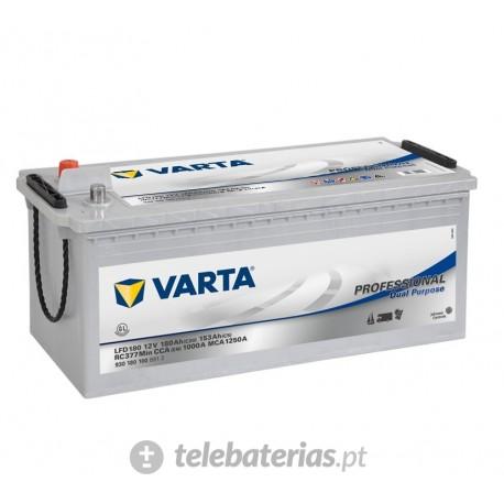 Varta Lfd180 12V 180Ah battery
