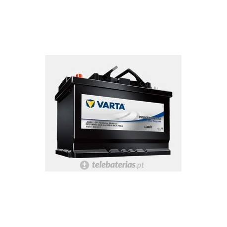 Batería varta lfs75 12v 75ah