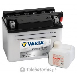 Varta Yb4L-B 12V 4Ah battery