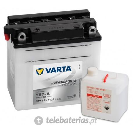 Batería varta yb7-a 12v 8ah