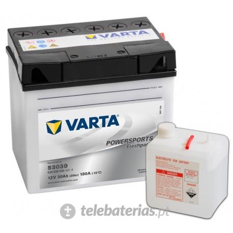 Batería varta 53030 12v 30ah