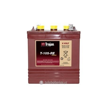 Batería trojan t-105-re 6v 225ah