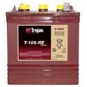 Batterie trojan t-105-re 6v 225ah