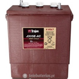 Trojan J-305E-Ac 6V 305Ah battery