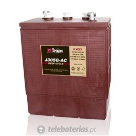 Trojan J-305G-Ac 6V 315Ah battery