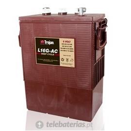 Batería trojan l-16g-ac 6v 390ah