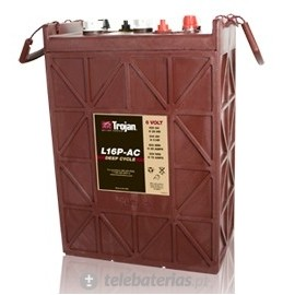 Trojan L-16P-Ac 6V 420Ah battery