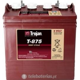 Batterie trojan t-875 8v 170ah