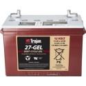 Batterie trojan 27 - gel 12v 91ah