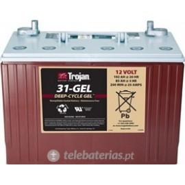 Batería trojan 31 - gel 12v 102ah