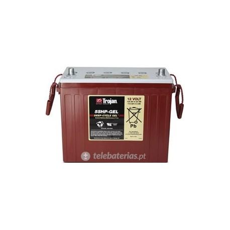 Batería trojan 5shp-gel 12v 125ah