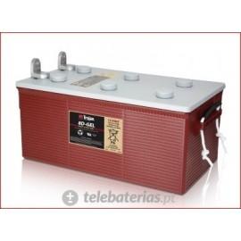 Batería trojan 8d - gel 12v 225ah